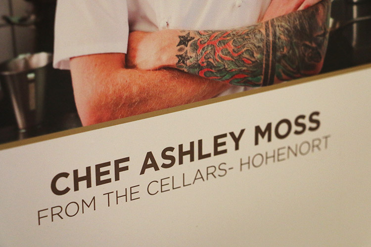Chef Ashley Moss