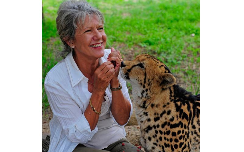 Lente Roode, Cheetah Whisperer