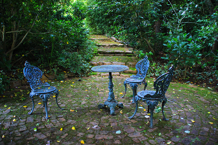 The Cellars-Hohenort Garden 3