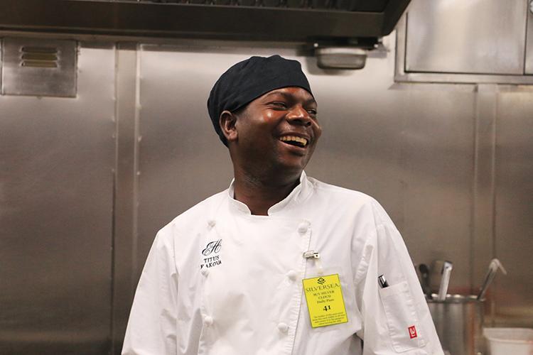 Chef Titus