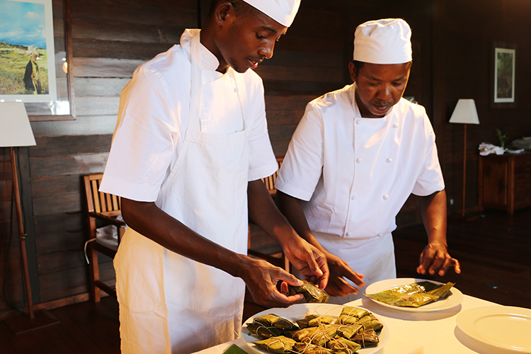 Malagasy cooking